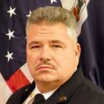 James Bonzano Fire Chief in uniform