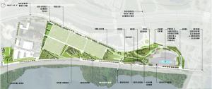 Long Bridge Park 2013 Master Plan Rendering