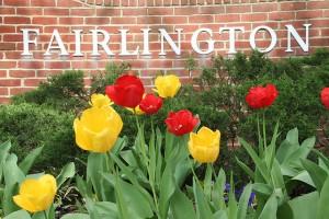 Fairlington sign