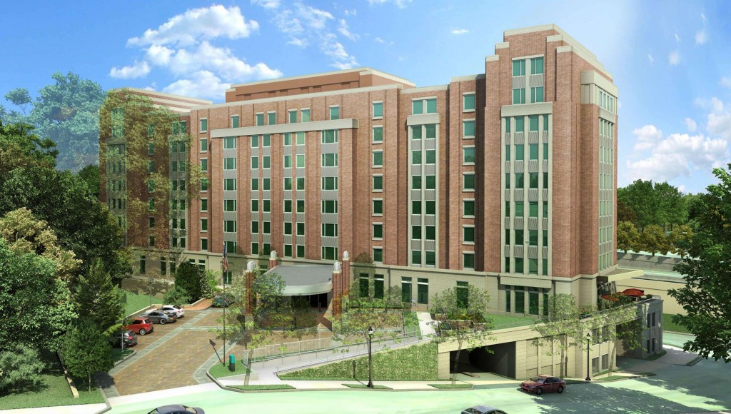 Arlington County Board Approves New Hotel On Site Of Former Colony House Furniture Store Newsroom