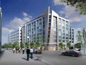 Wilson hotel rendering
