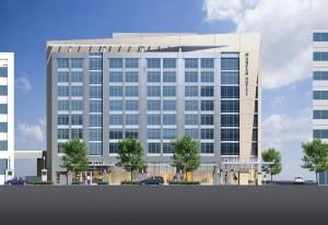 Wilson hotel rendering 2