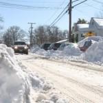 Heavy Snow in Arlington