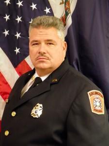 James Bonzano, Fire Chief
