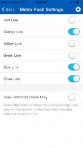 my arlington app transit alerts