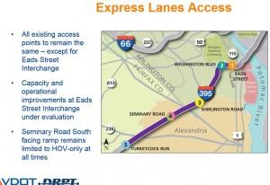 Express Lanes Access