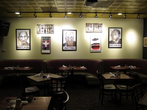 Busboys and Poets -- Shirlington