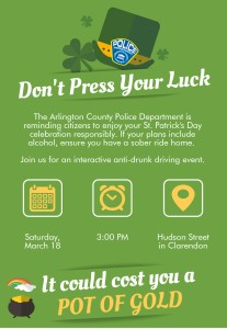 press-your-luck_event poster