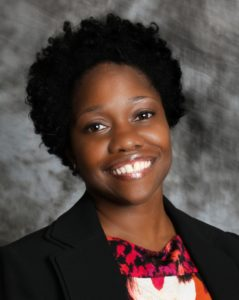 Samia Byrd, Assistant County Manager
