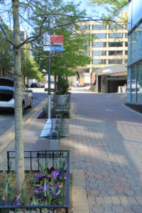Rosslyn streetscape