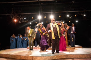 Avant Bard performs The Gospel at Colonus