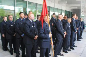28 new Firefighter/EMTs join the Arlington County Fire Department