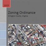 Cover page of the Zoning Ordinance