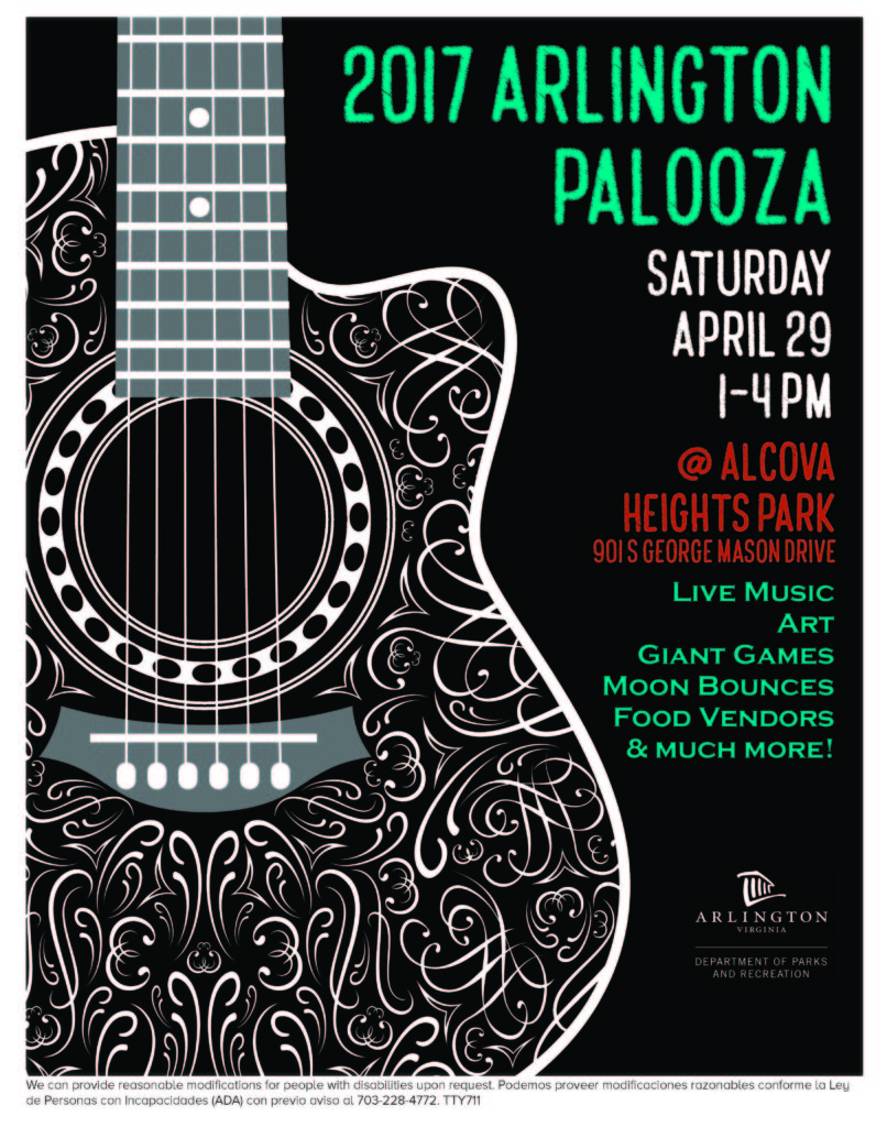 arlington palooza at alcova heights sat. 4/29