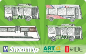 Arlington County SmarTrip Card for Teens