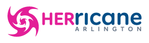 HERricane Arlington logo