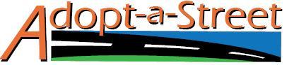 Adopt-a-Street logo.