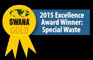 Gold-SpecialWaste